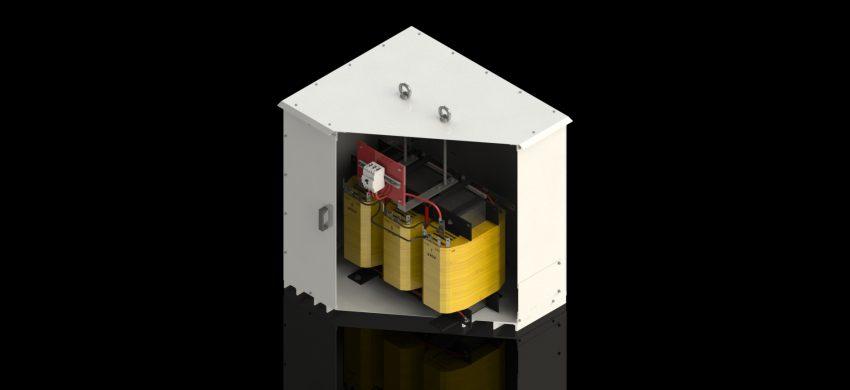 BOX IP54 - TTAI - DET01